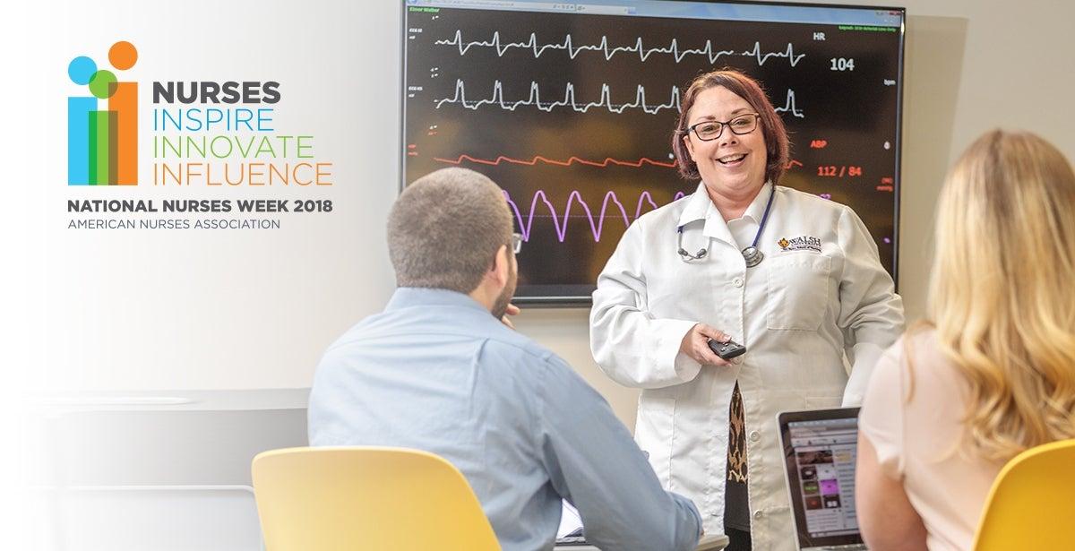 National Nurses Week 2018 Blog Header